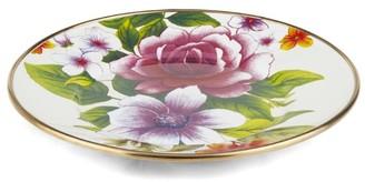 Mackenzie Childs Mackenzie-Childs Flower Market Enamel Salad Plate (20Cm)