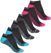 Reebok Running Socks - 6-Pack, Below the Ankle (For Women)