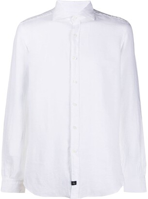 Fay Regular-Fit Linen Shirt