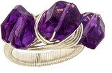Arcatus Jewelry Amethyst Luca Ring