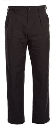 Valentino Relaxed-Fit Ankle Trousers