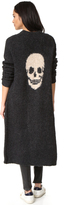 360 Sweater Zuzanna Skull Cardigan
