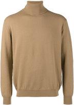 Balenciaga turtleneck sweater - men - Polyamide/Spandex/Elastane/Wool - XS