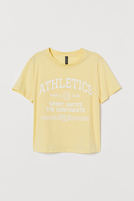 H&M Printed T-shirt