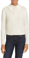 Frame Reversible Wool & Cashmere Sweater