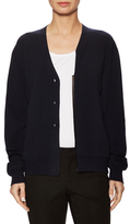 Jil Sander Patched Cardigan