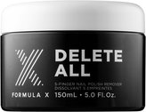 Formula X Delete All - 5 Finger Nail Polish Remover