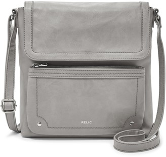 Fossil Relic By Relic by Evie Flap Crossbody Bag