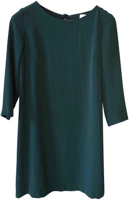 Green Cotton Sézane Sezane Dress for Women