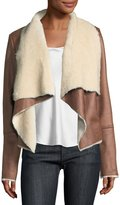 Dolce Cabo Faux-Shearling Jacket