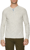 Faherty Knit Cotton Henley