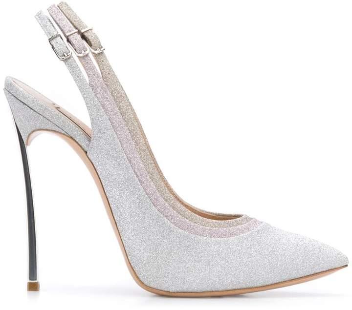 744ef775656 Casadei Ankle Strap Pumps - ShopStyle
