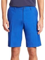 J. Lindeberg Regular-Fit Flat Front Shorts