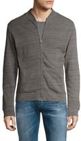 Velvet by Graham & Spencer Cotton Full Zip Jacket