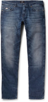 Hugo Boss - Delaware Slim-fit Stretch-denim Jeans