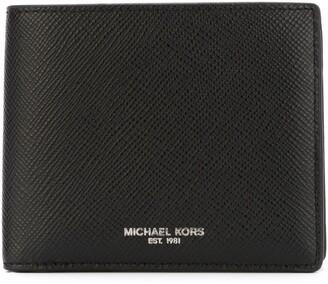 Michael Kors 'Harrison' fold over wallet