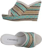 CAFe'NOIR Sandals - Item 11144921