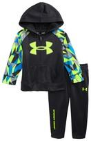 Under Armour Infant Boy's Big Logo Hoodie & Sweatpants Set