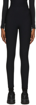 Gil Rodriguez Black Benton Thermal Leggings