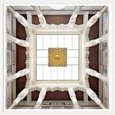 """William Stafford Dome V 38""""L x 38""""W Art"""