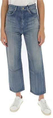 Saint Laurent Original High-Rise Jeans