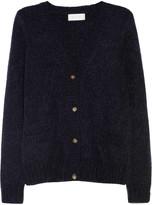 A.L.C. Georgi mohair-blend cardigan