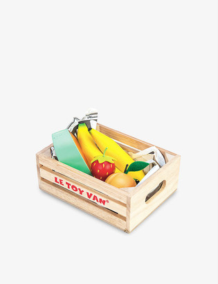 Le Toy Van Fruit 'Five A Day' wooden toy set