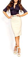 Mansfield Sand Skirt