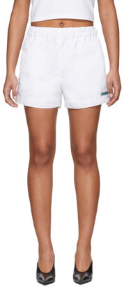 Misbhv White The Shorts