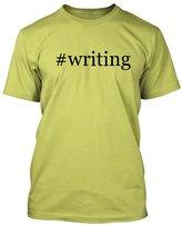 Shirt Me Up #writing - Hashtag Funny Adult Men's T-Shirt