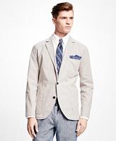 Brooks Brothers Three-Button Stripe Blazer