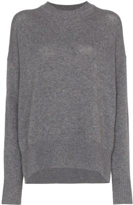 Jil Sander cashmere relaxed jumper