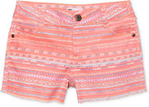 Epic Threads Geo-Print Shorts, Big Girls (7-16), Created for Macy's