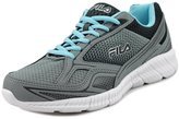 Fila Women's Fila, Memory Deluxe 17 Running Sneaker GRAY 8 M