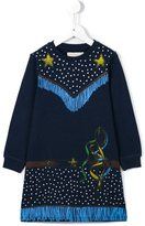 Stella McCartney 'Savannah' sweatshirt dress - kids - Cotton - 6 yrs
