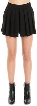 Moschino Box Pleated Shorts