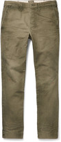 Fabric-brand & Co - Tiberias Slim-fit Cotton Chinos