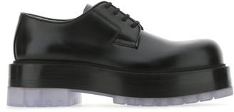 Bottega Veneta Stilt Lace-Up Shoes