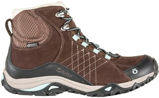 Kathmandu Oboz Sapphire Mid B-DRY Womens Boots