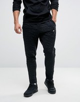 Nike Modern Embroided Joggers In Black 806691-010