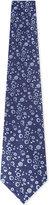 Canali Flower Silk Tie