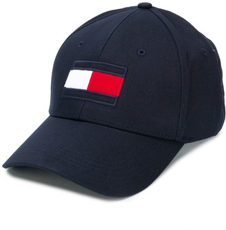 Tommy Hilfiger Embroidered Logo Cotton Cap