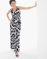 Chico's Ikat Jumpsuit