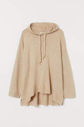 H&M H&M+ Knit Hoodie