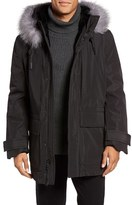 Andrew Marc Everest Genuine Fur Trim Parka