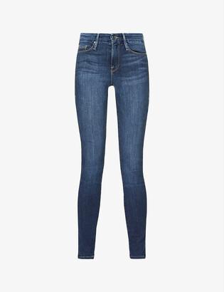 Good American Good Legs skinny high-rise jeans