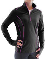 Ryka Women's Influence Pullover - Black/Sugar Plum Athletic Clothing