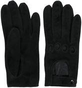 Manokhi cut out detail gloves