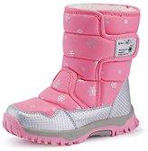 Freewent Kids Waterproof Thermal Frosty Winter Snow Boots (Little Kid/Big Kid) 33
