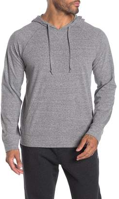Public Opinion Long Sleeve Heathered Hoodie